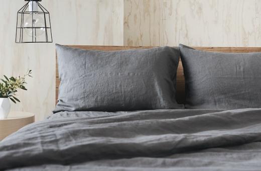 Нова колекция спални комплекти от 100% естествен лен
