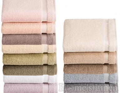 """Луксозна хавлиена кърпа 100% памук Supima®  VOSSEN """"Scala"""" - различни цветове"""