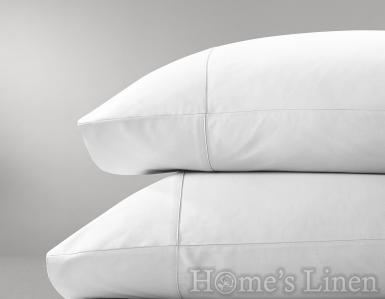 Комплект 2бр. калъфки за възглавница памучен сатен, 100% памук с кант, Classic Collection