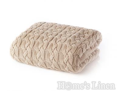 """Луксозно одеяло 100% памук """"Tirol Cotton"""" - в два цвята"""