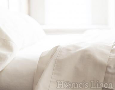Луксозен спален комплект памучен сатен, 100% памук с кант, Classic Collection