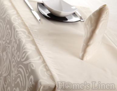 Луксозен тишлайфер за маса от испански сатен дюс - 3 цвята