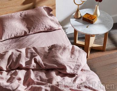 """Спален комплект от 100% естествен лен """"Лавандула"""", Natural Linens Collection"""