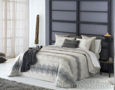 """Комплект луксозно шалте и декоративни калъфки жакард Antilo """"Elmet"""""""