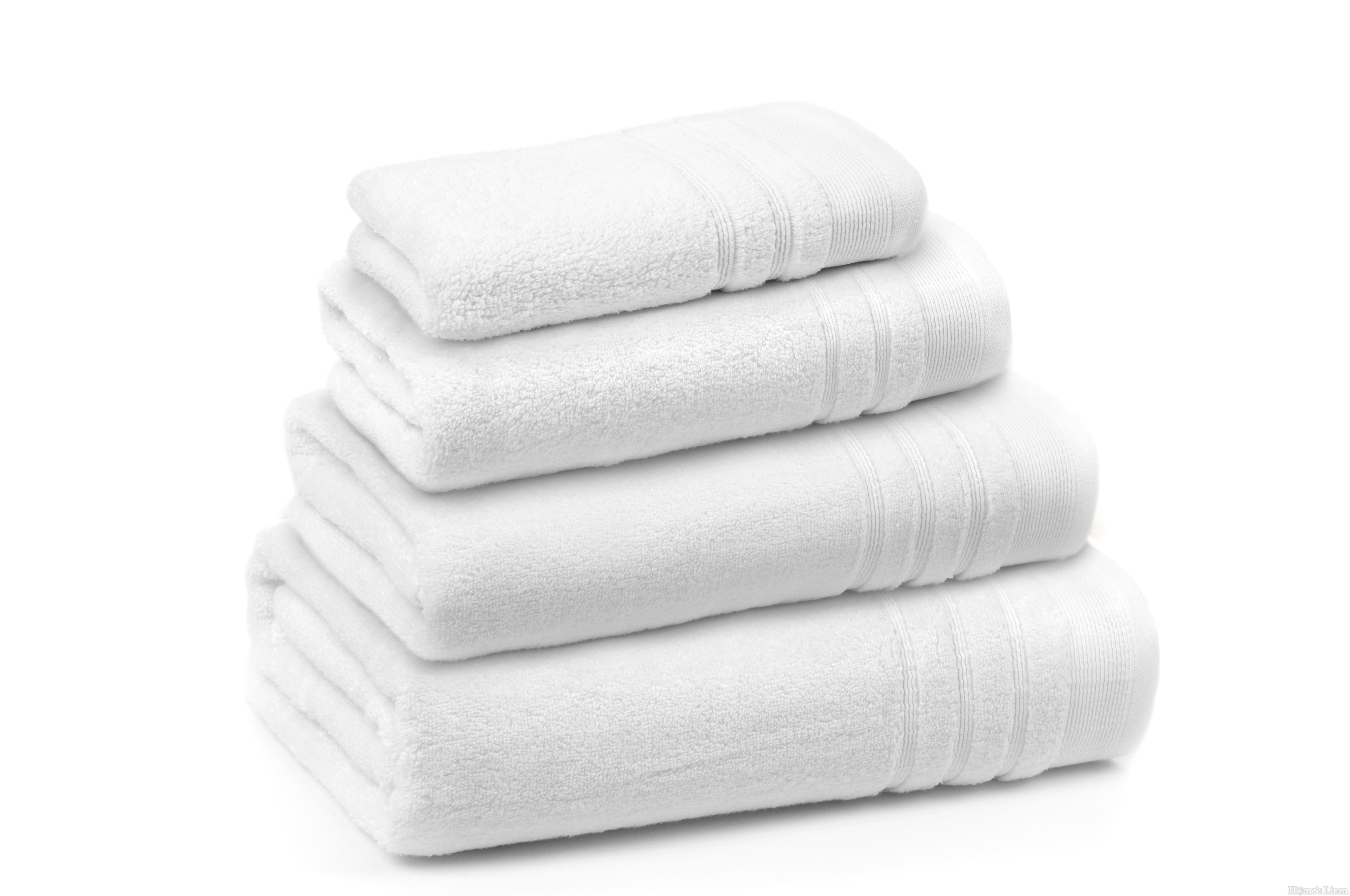 """Хавлиена кърпа """"Монте Карло"""" бяло"""