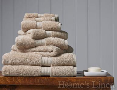 """Премиум хавлиена кърпа 100% египетски памук """"Renaissance"""" Driftwood, Christy"""