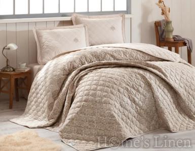 """Памучно покривало за легло """"Tiara"""""""