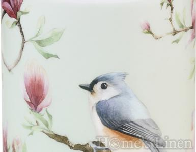"Декорирана, ароматна свещ ""Spring Melody"", IHR"