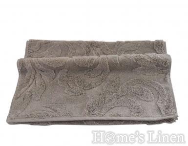 """Хавлиена кърпа 100% египетски памук """"Луиза"""" бежово"""