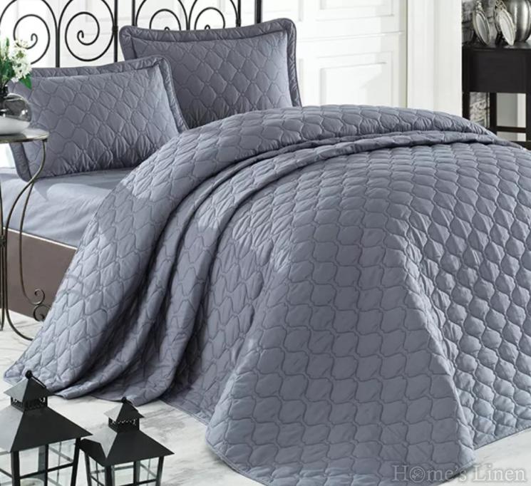 """Памучно покривало за легло """"Rabel"""" - различни цветове"""