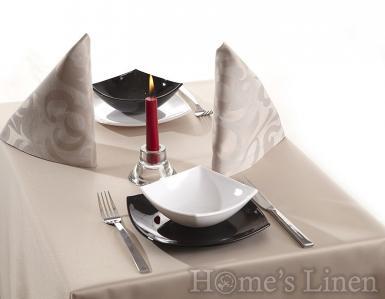 Луксозна салфетка от испански жакард - 3 цвята
