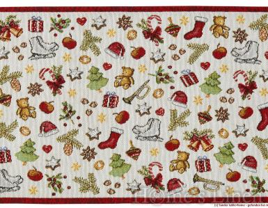 """Коледна подложка за хранене """"Christmas Presents"""" Sander"""