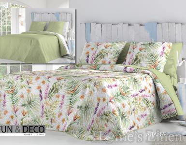 "Комплект шалте и декоративни калъфки Fun&Deco ""Aitana"""