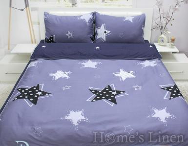 """Детско спално бельо 100% памук """"Звездна нощ"""""""