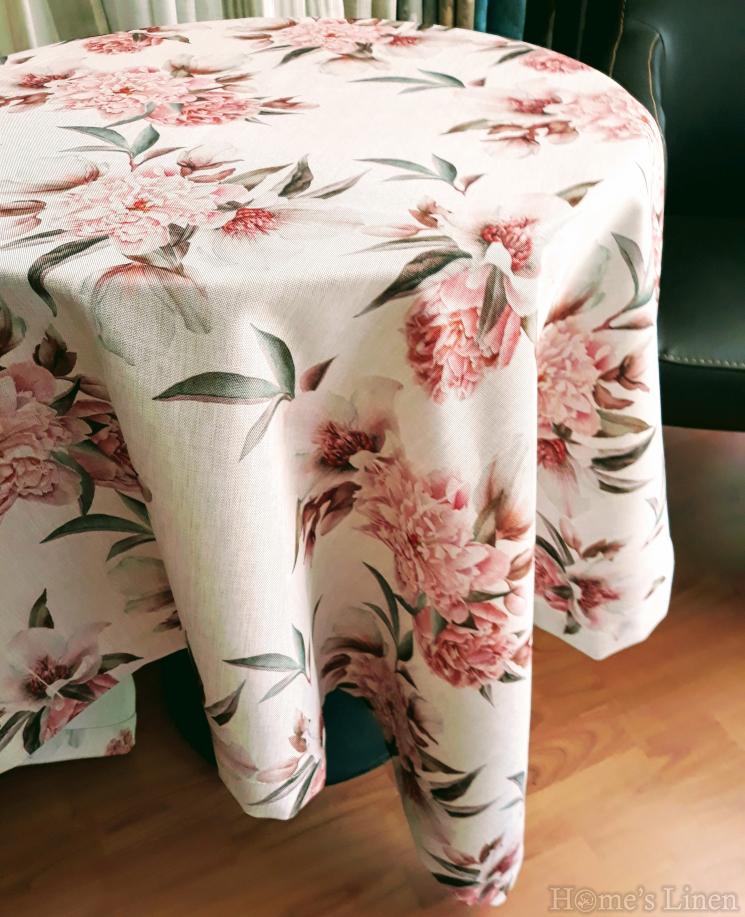 """Луксозна покривка за маса от испански плат """"Фиорино"""""""