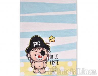 """Детска хавлиена кърпа DF печат """"Малък пират"""""""