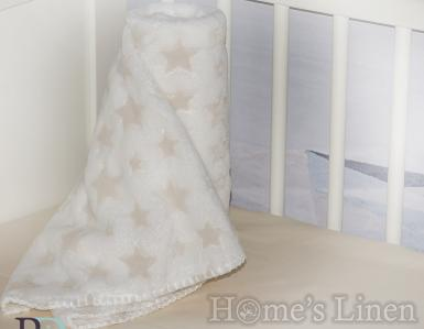 "Бебешко одеяло ""Джери"""" - различни цветове"