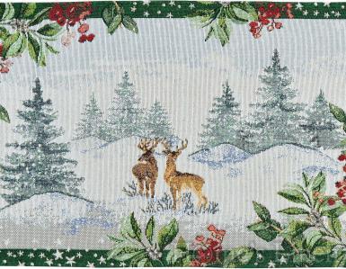 """Коледна подложка за хранене """"Winter Scenery"""" Sander"""