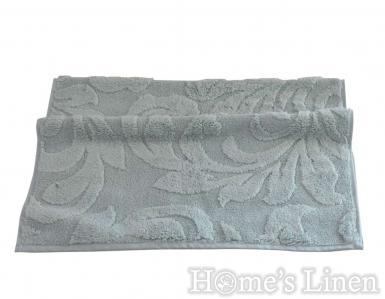 """Хавлиена кърпа 100% египетски памук """"Луиза"""" зелено"""