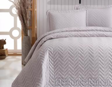 "Памучно покривало за легло ""Ibiza - различни цветове"