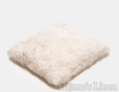 """Калъфка за декоративни възглавнички от естествена кожа от алпака, колекция """"Yaku"""""""