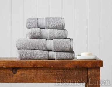 "Премиум хавлиена кърпа 100% египетски памук ""Renaissance"" Dove Grey, Christy"