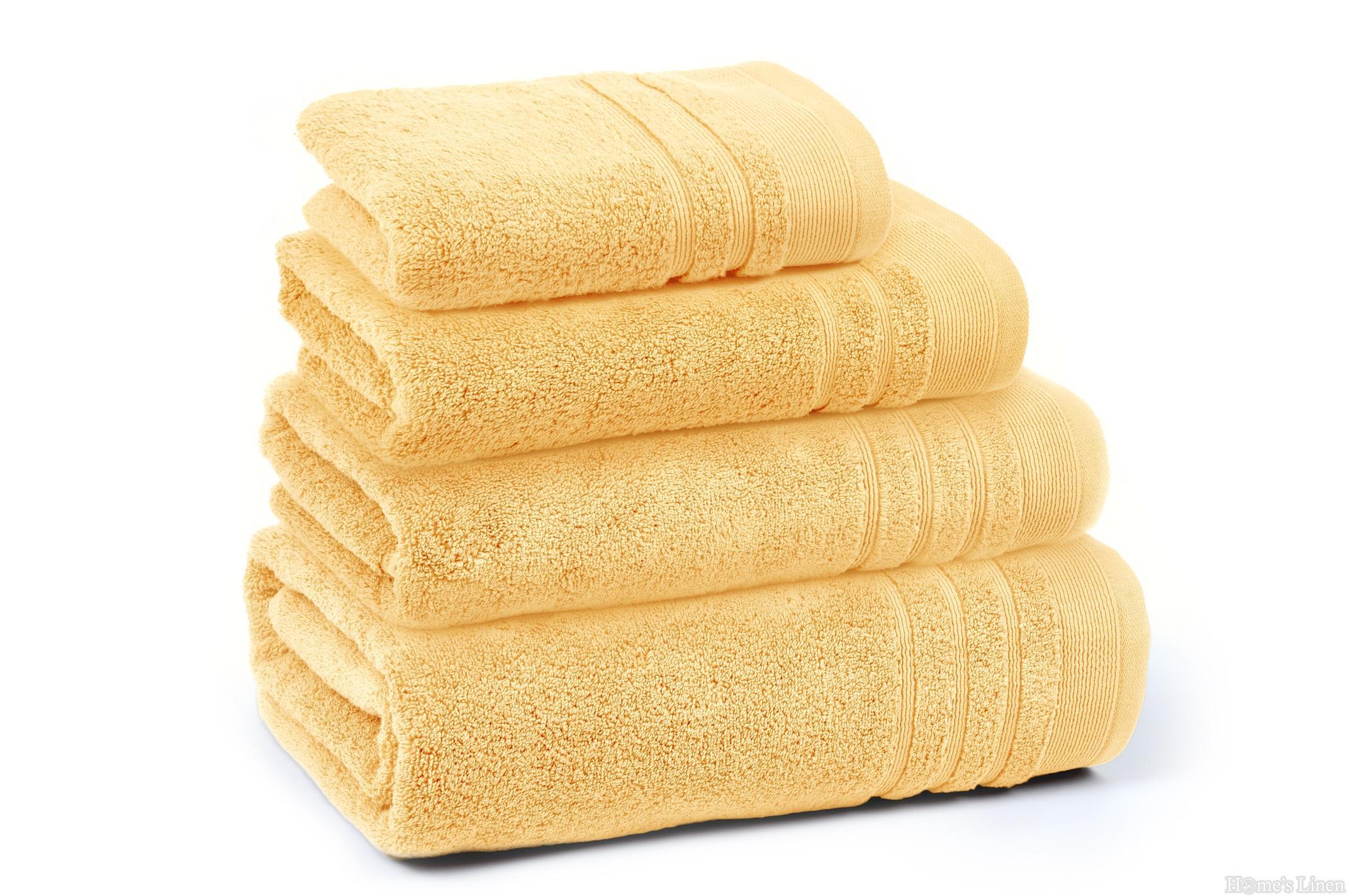 """Хавлиена кърпа """"Монте Карло"""" жълто"""