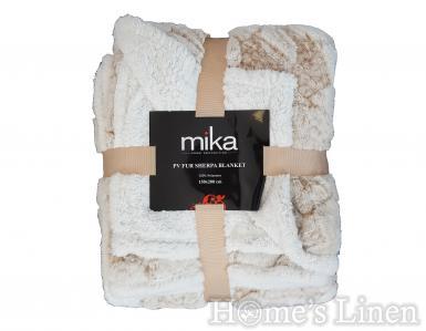 """Одеяло """"Pv Fur Sherpa"""", MIKA"""