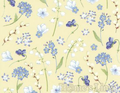 """Дизайнерски салфетки 20бр """"Flowers in Spring"""", IHR"""