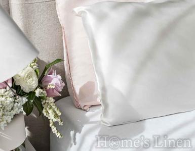 """Калъфка за възглавница от естествена коприна от копринени буби """"Royal Silk"""" 19 m/m Classic Style - различни цветове"""