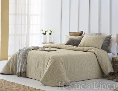 "Комплект луксозно шалте и декоративни калъфки жакард Antilo ""Nola"""