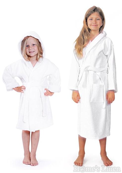 """Детски халат за баня 100% памук """"Стандарт"""""""