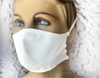 Комплект 10бр. предпазни маски за многократна употреба, ластици зад главата