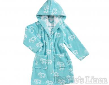 """Детски халат за баня 100% памук """"Sweet Dreams"""" - 3 цвята"""