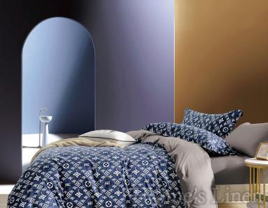 """Луксозен спален комплект памучен сатен, 100% памук 300 нишки """"Attica"""", Premium Collection"""