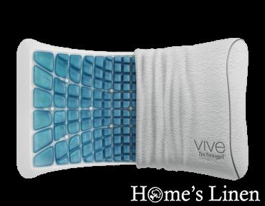 """Ергономична опорна възглавница """"Technogel Vive Anatomic Curve 13"""""""