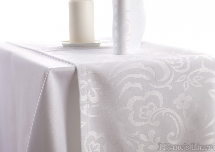 Луксозен тишлайфер за маса от испански плат жакард - 3 цвята