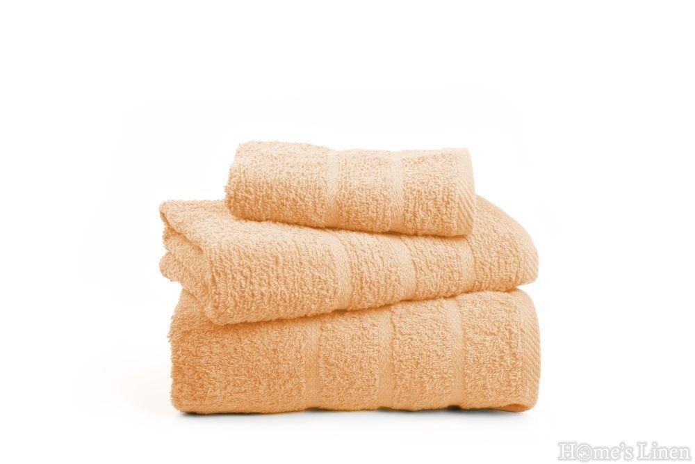 """Хавлиена кърпа """"Бейсик"""" крем"""