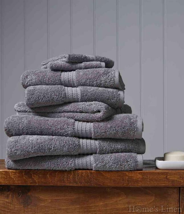 """Луксозна кърпа за баня 100% египетски памук """"Plush"""" Shale Christy"""