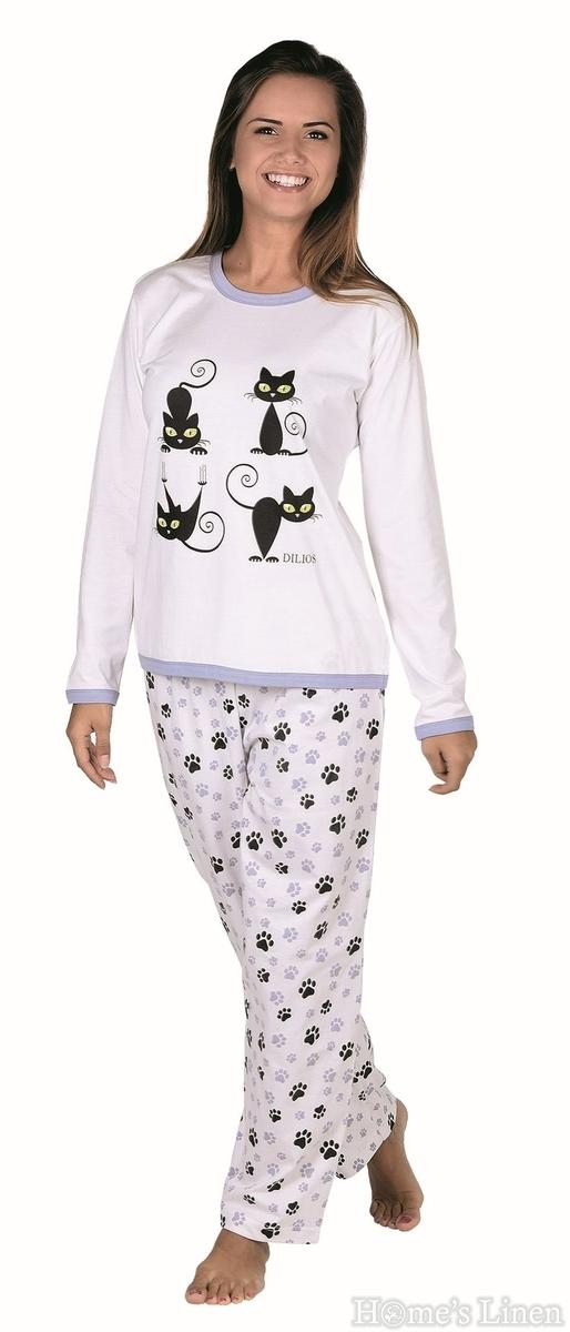 "Дамска пижама ""Котки"""