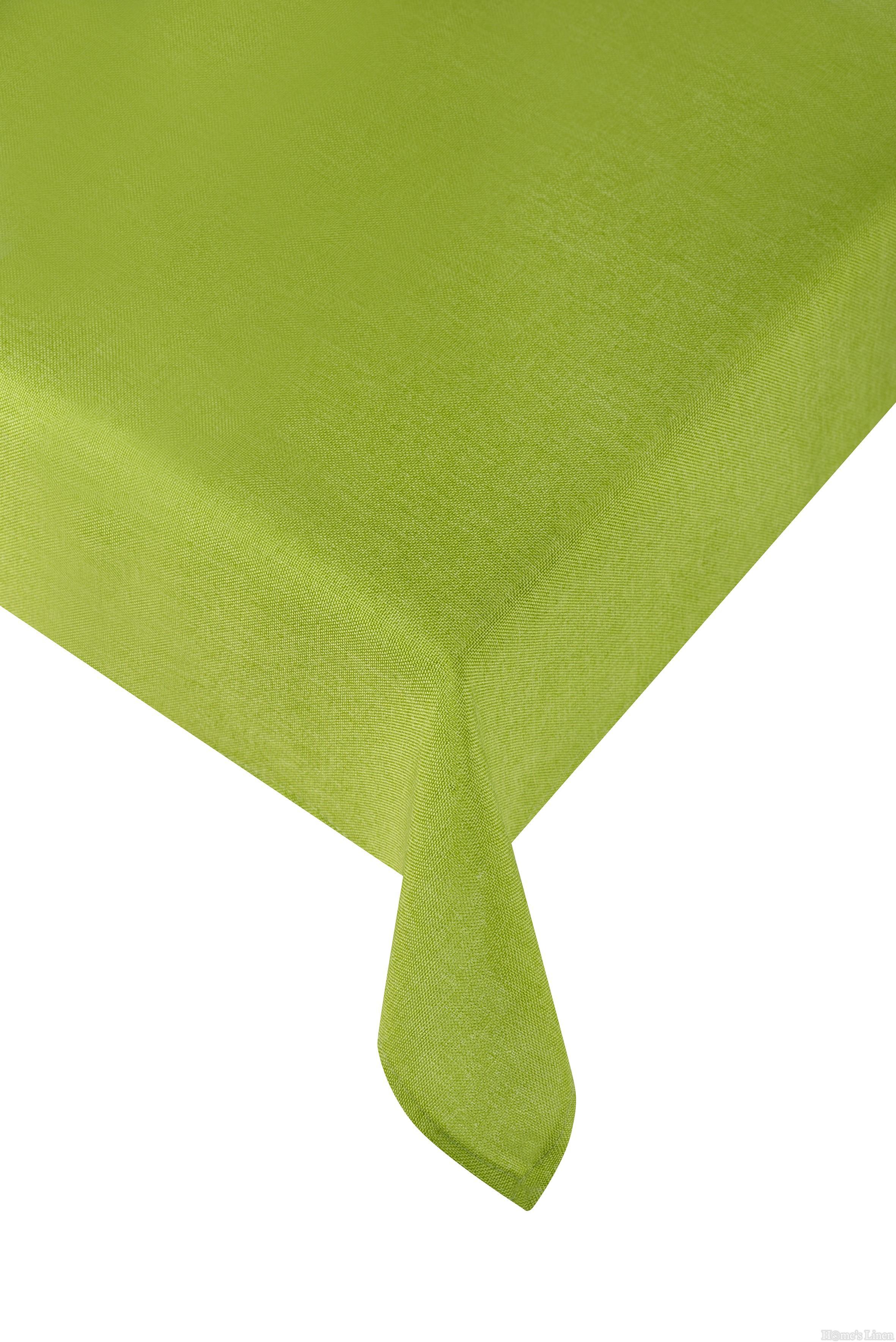 """Покривка за маса """"Карина"""" зелено"""