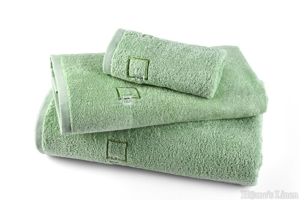 """Хавлиена кърпа """"Марбела"""" зелено"""