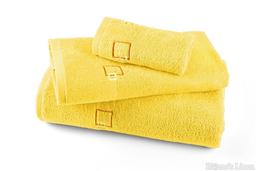 """Хавлиена кърпа """"Марбела"""" жълто"""
