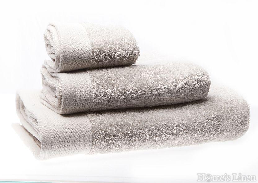 """Хавлиена кърпа 100% памук в 3 размера """"Бежoва"""""""