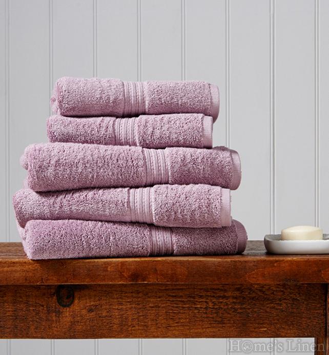 """Луксозна кърпа за баня 100% египетски памук """"Plush"""" Wisteria Christy"""