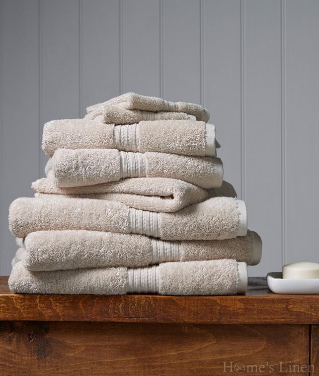 """Луксозна кърпа за баня 100% египетски памук """"Plush"""" Fawn Christy"""